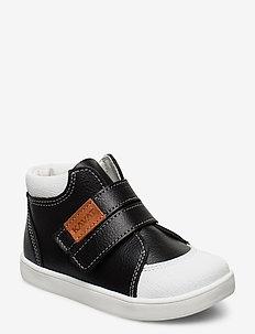 Fiskeby XC - lära-gå-skor - black