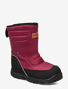 Voxna WP - winter boots - damson plum