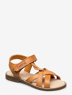 Mala EP - sandals - amber yellow