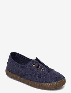 Fjällbacka TX - lave sneakers - blue