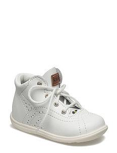 Edsbro XC - lära-gå-skor - white