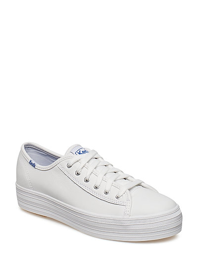 TRIPLE KICK LEATHER - WHITE