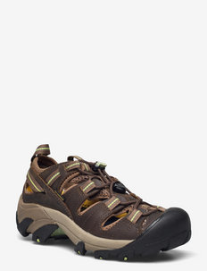 KE ARROYO II W CHOCO CHIP-SAP GREEN - hiking sandals - choco chip-sap green