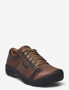 KE AUSTIN M CHOCOLATE BROWN - vandringsskor - chocolate brown