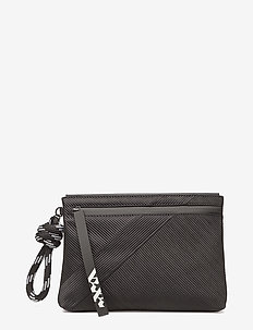 CHLOE - clutches - black