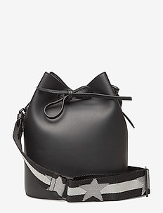 LADIE MINI V.L. - bucket bags - black