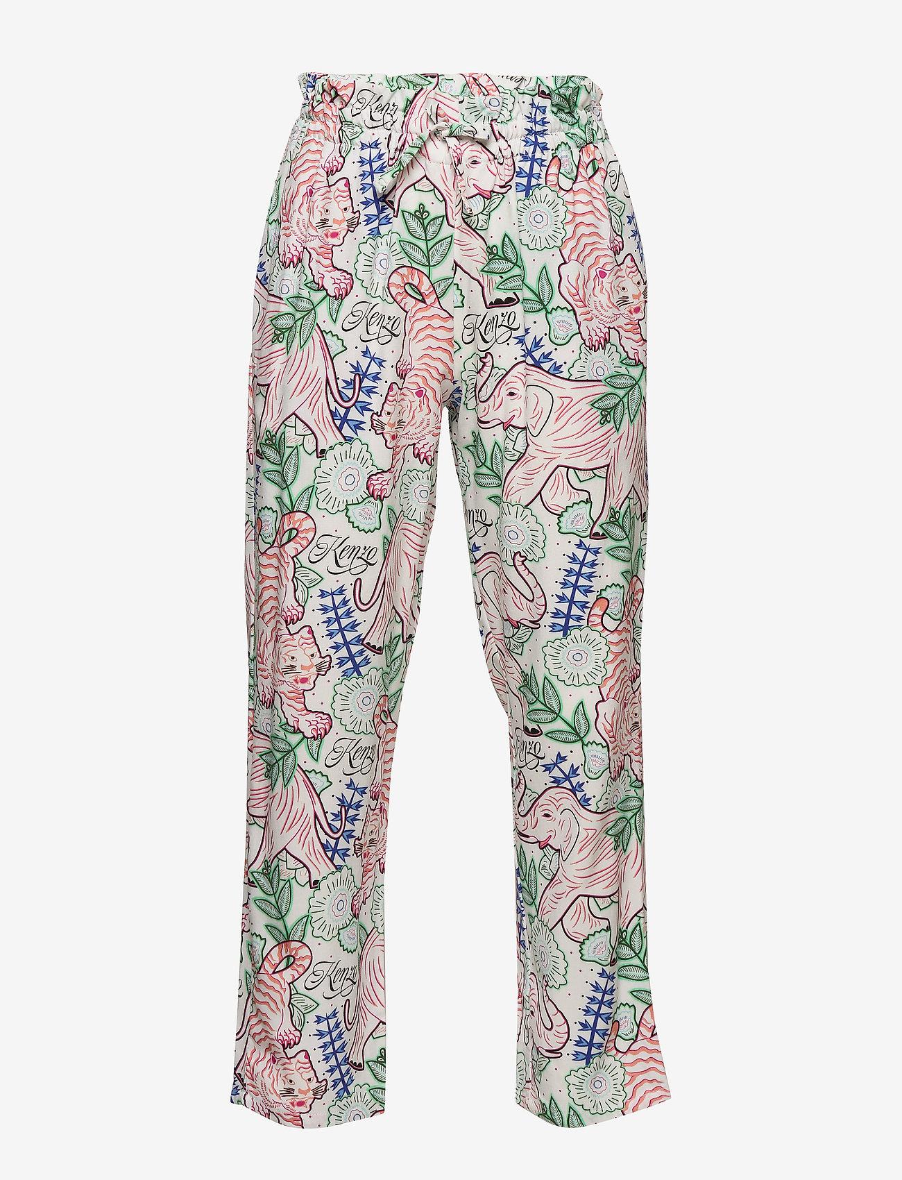 Kenzo - JANNA - trousers - white - 0