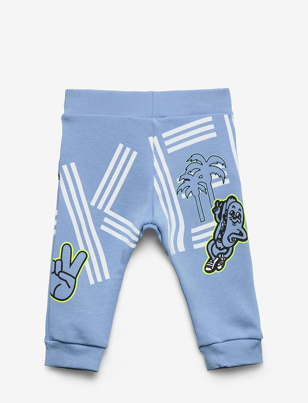 Kenzo - JIORGIO - sweatpants - blue grey - 1