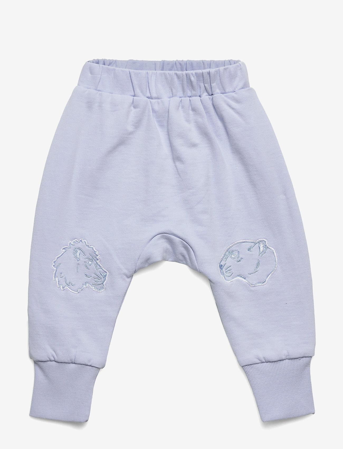 Kenzo - JUN - sweatpants - light blue - 0