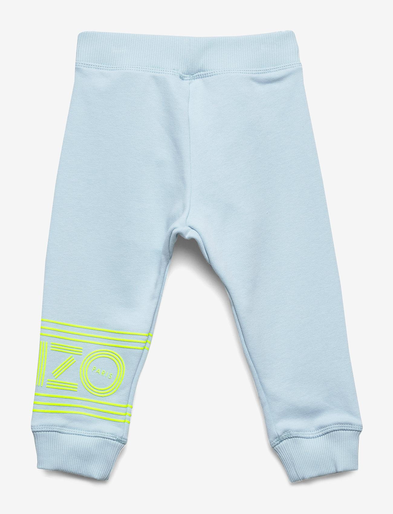 Kenzo - LOGO BB 7 - sweatpants - light blue - 1