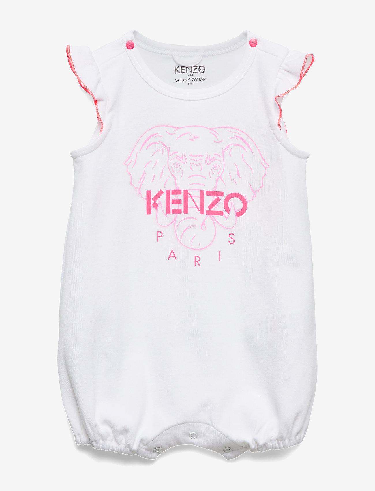 Kenzo - JICKY - krótki rękaw - white - 0