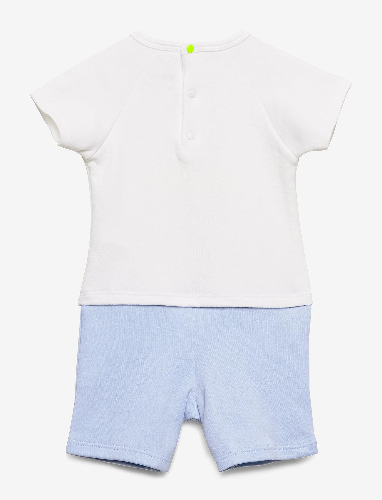 Kenzo - JILILI - krótki rękaw - white - 1
