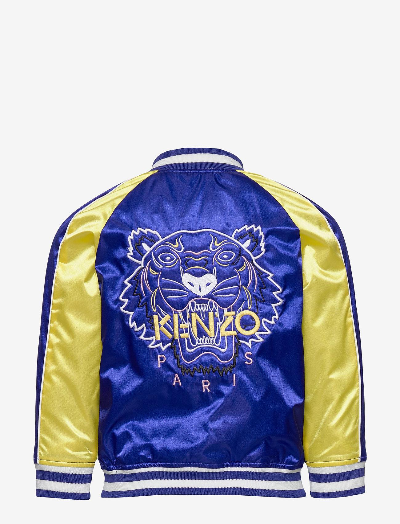 Kenzo - JEANNE - bomberjacks - royal blue - 1