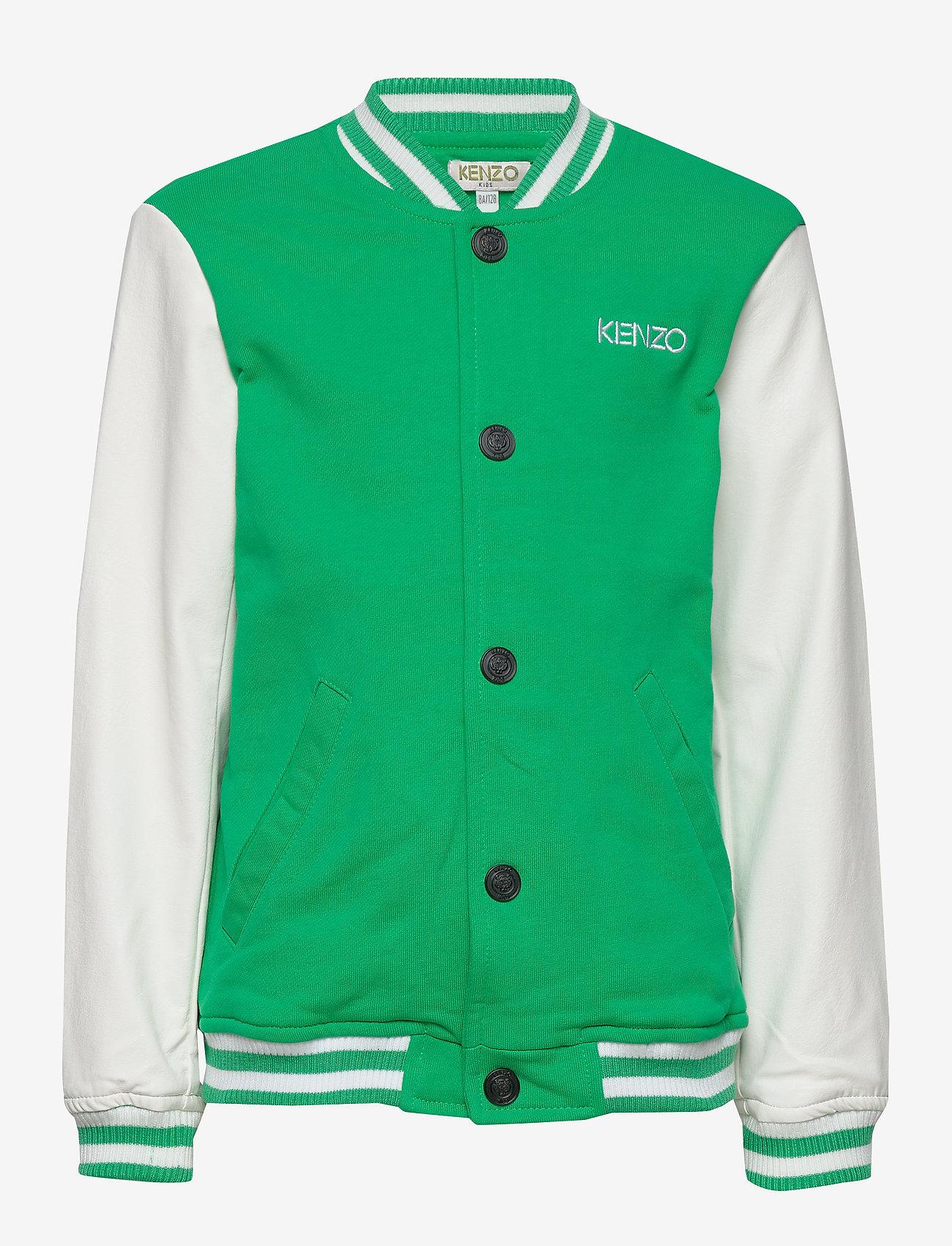 Kenzo - JOUL - bomberjacks - green - 0