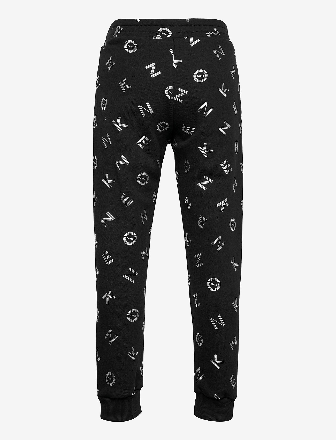 Kenzo - TROUSERS - trousers - black - 1