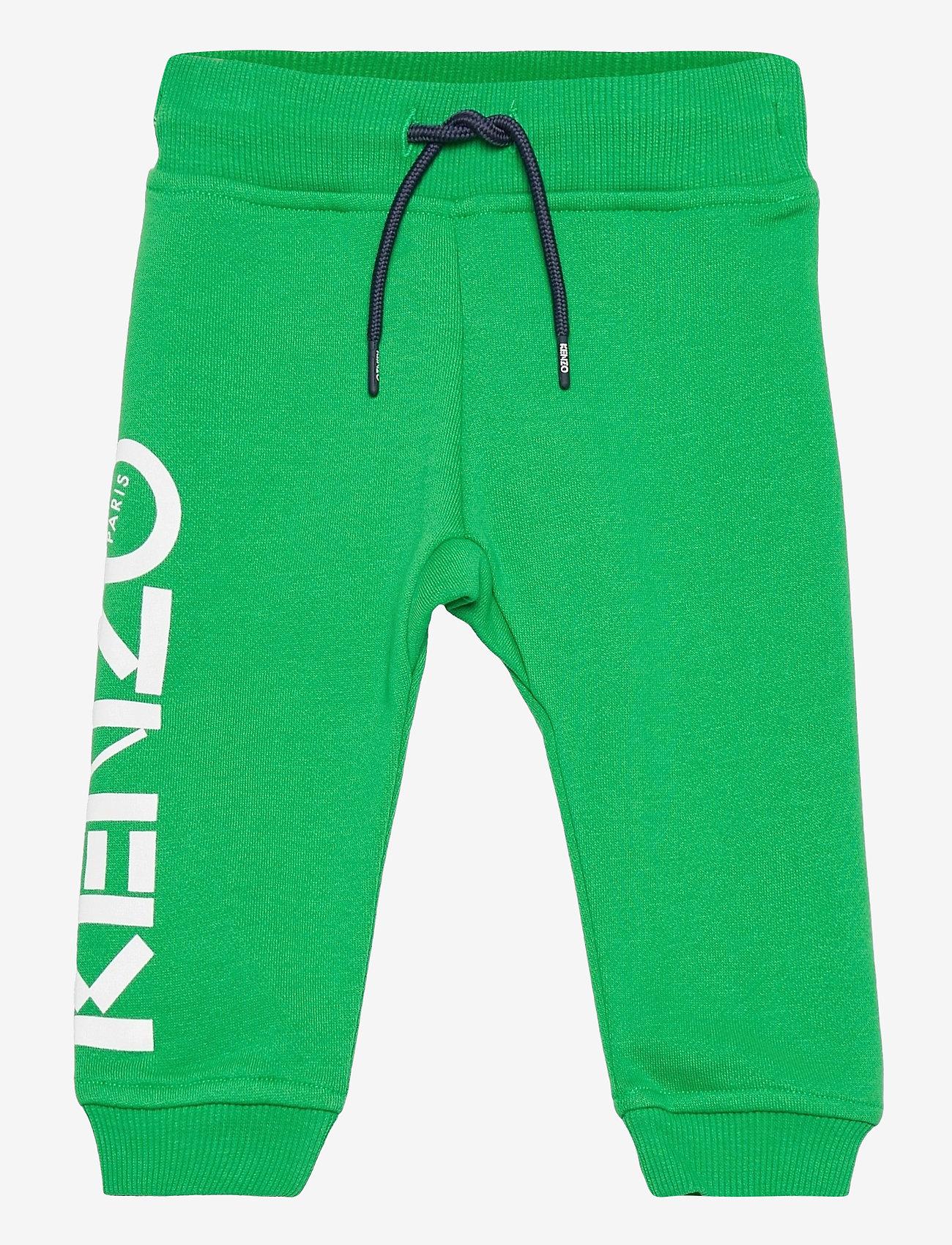 Kenzo - TROUSERS - trousers - green - 0