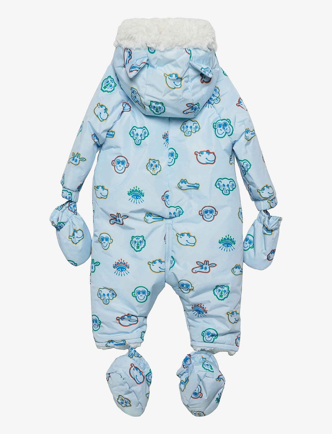 Kenzo - ALL IN ONE - snowsuit - pale blue - 1