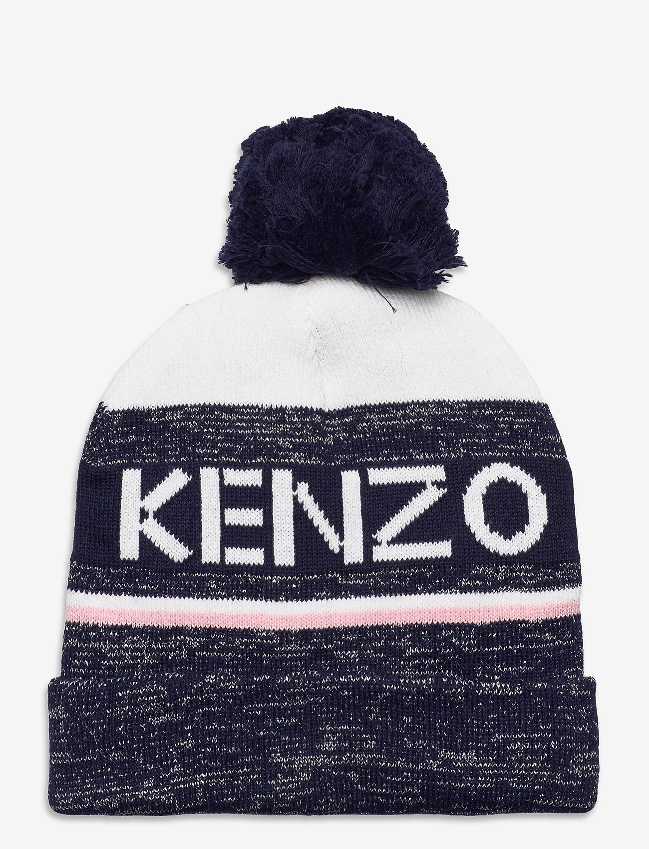 Kenzo - PULL ON HAT - huer - navy - 0