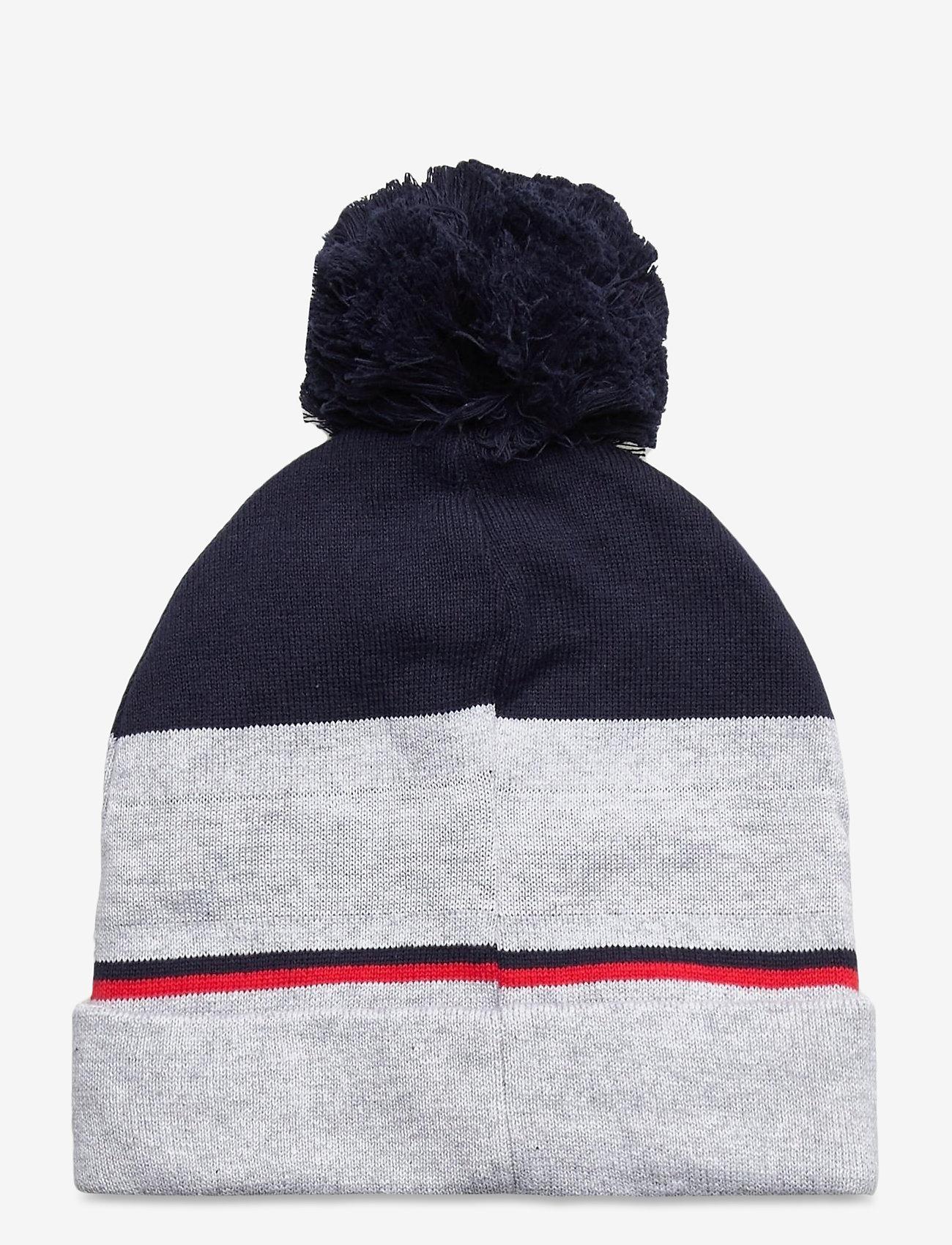 Kenzo - PULL ON HAT - huer - grey chine - 1