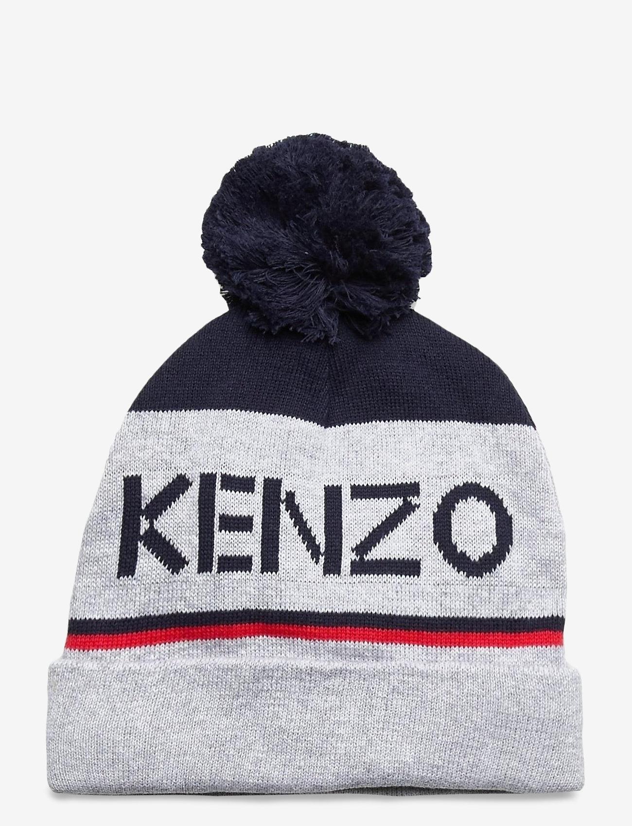 Kenzo - PULL ON HAT - huer - grey marl - 0