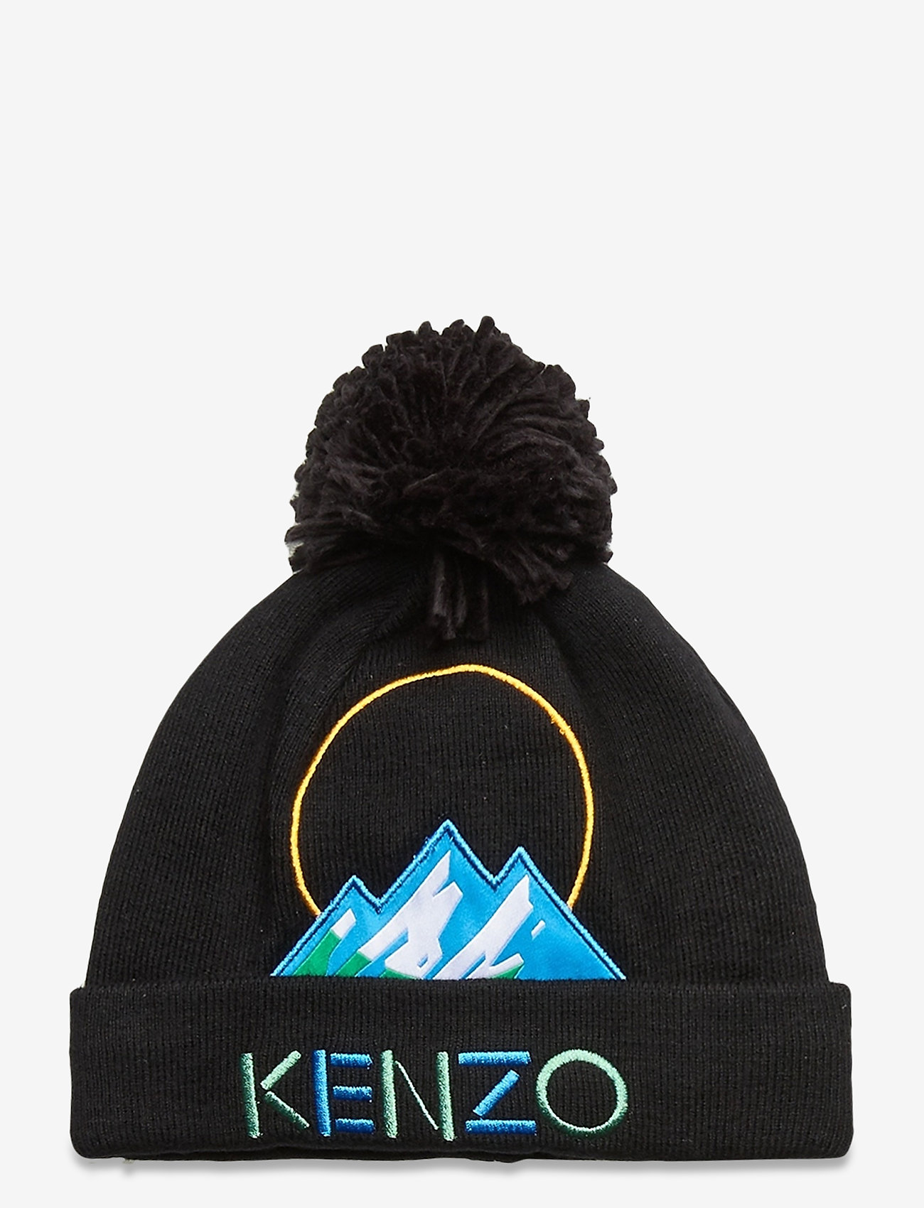Kenzo - PULL ON HAT - huer - black - 0