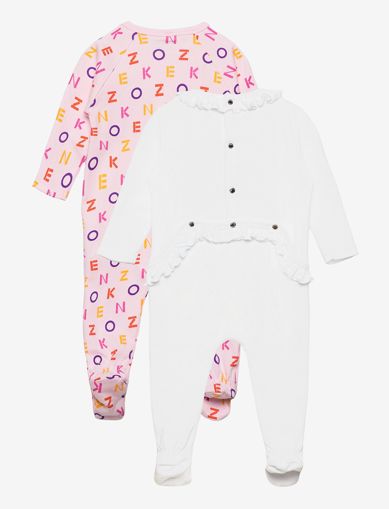 Kenzo - DRESS+PANTS - schlafoveralls - pale pink - 1