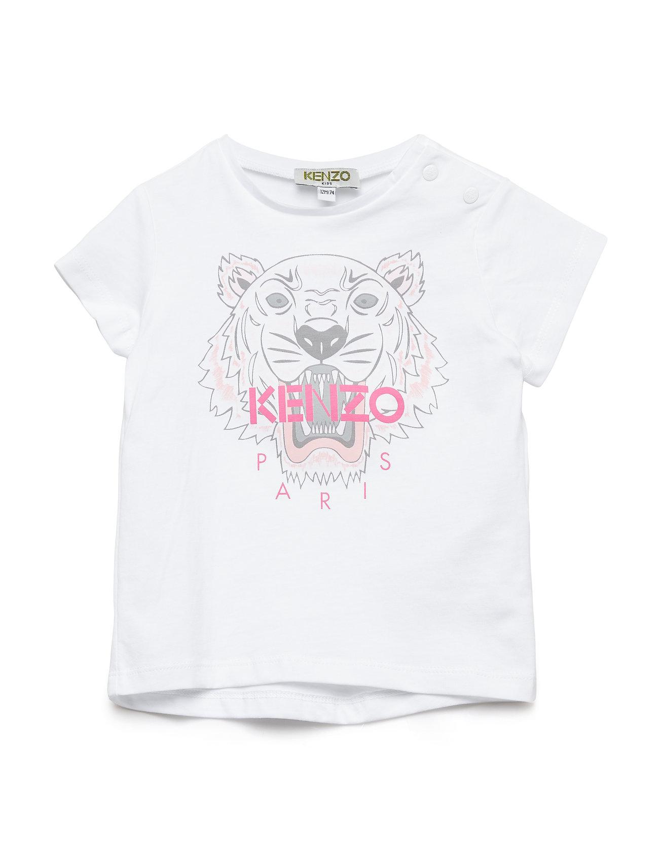 Kenzo TIGER JG PER1BB - BLANC