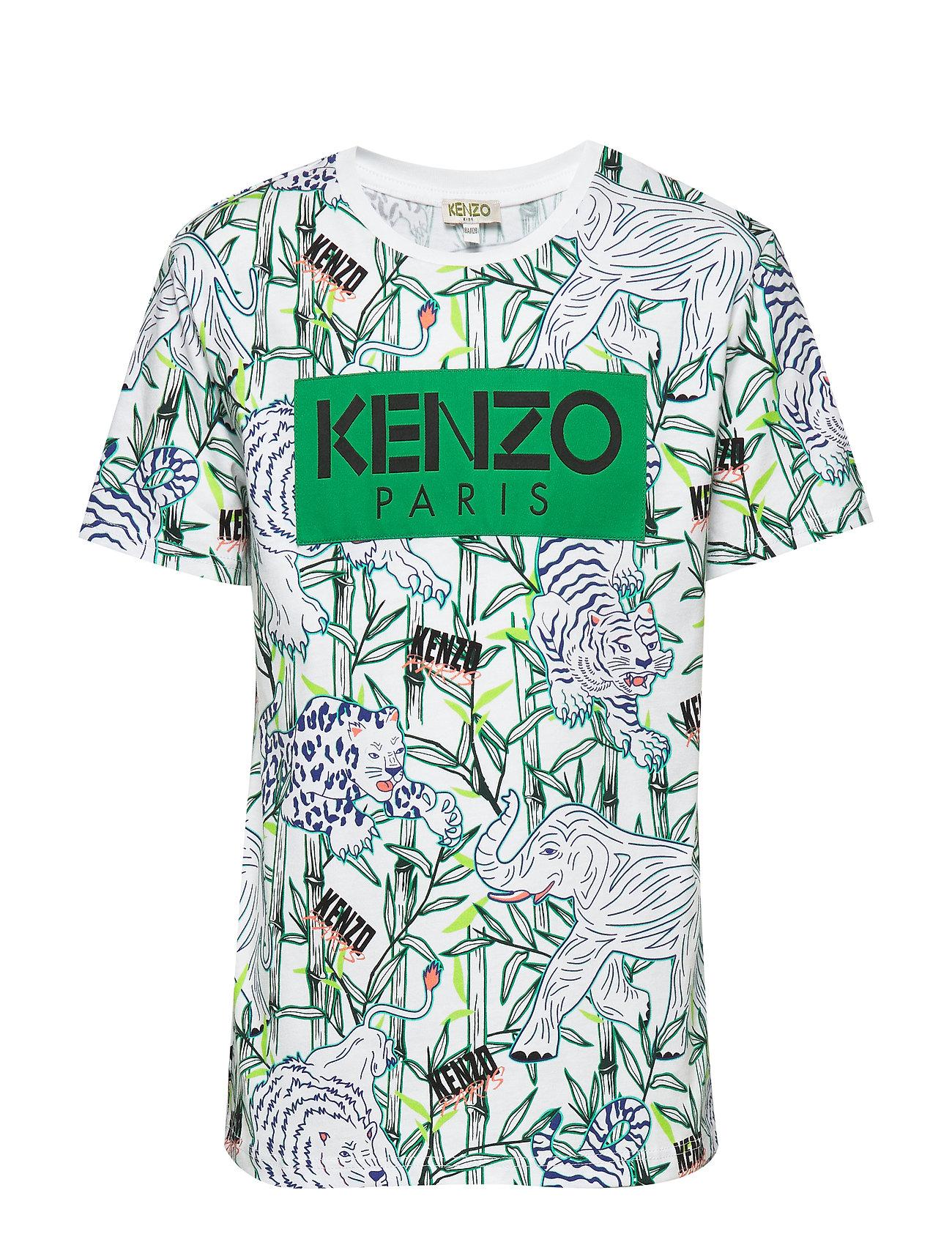 Image of Jimmy T-shirt Multi/mønstret Kenzo (3325705037)