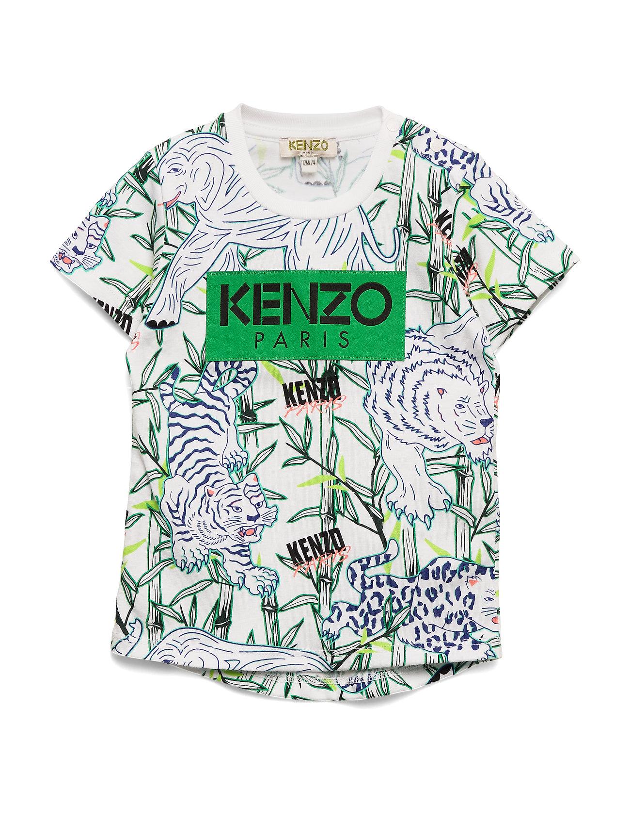 Image of Jimmy Bb T-shirt Multi/mønstret Kenzo (3414562527)
