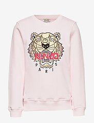 Kenzo - TIGER JG 8 - sweatshirts - light pink - 0