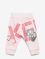 Kenzo - JICTOIRE - sweatpants - light pink - 1