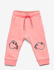 Kenzo - JACOBINE - sweatpants - mid pink - 0