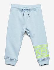 Kenzo - LOGO BB 7 - sweatpants - light blue - 0
