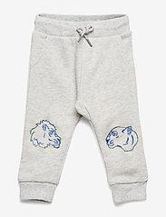 Kenzo - JAMEL - sweatpants - elephant color - 0
