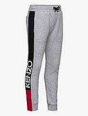 Kenzo - KARL - sweatpants - grey chine - 3
