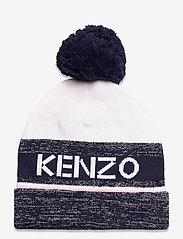 Kenzo - PULL ON HAT - huer - marine blue - 0