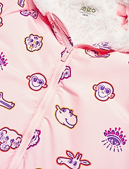 Kenzo - ALL IN ONE - shell coveralls - pale pink - 2