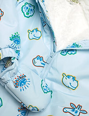 Kenzo - ALL IN ONE - snowsuit - pale blue - 2
