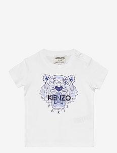 T-SHIRT - short-sleeved t-shirts - white