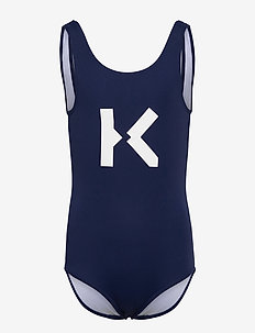 SWIMMING COSTUME - swimsuits - navy