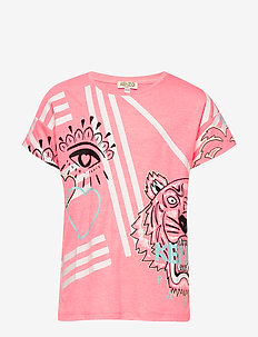 JAYNE - short-sleeved - middle pink