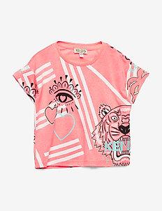JAYNE - short-sleeved - mid pink