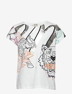 JANICE - short-sleeved - white