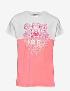 TIGER JG 3 - short-sleeved - middle pink