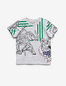 JACOB - short-sleeved - elephant color