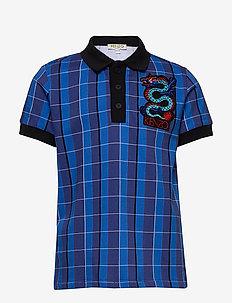 JORT - koszulki polo - blue