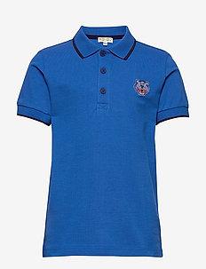 POLO JB 1 - polo shirts - blue