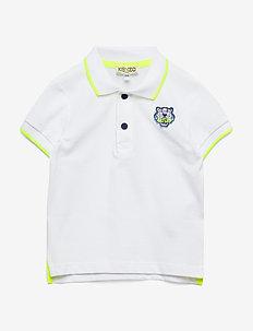POLO JB 1 - polo shirts - white