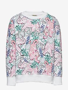 JAHNA - sweatshirts - white