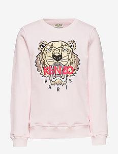 TIGER JG 8 - sweaters - light pink